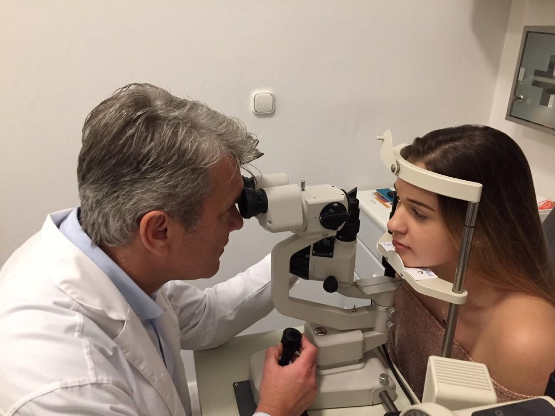 Dr Sági Péter – szemész szakorvos Sopron